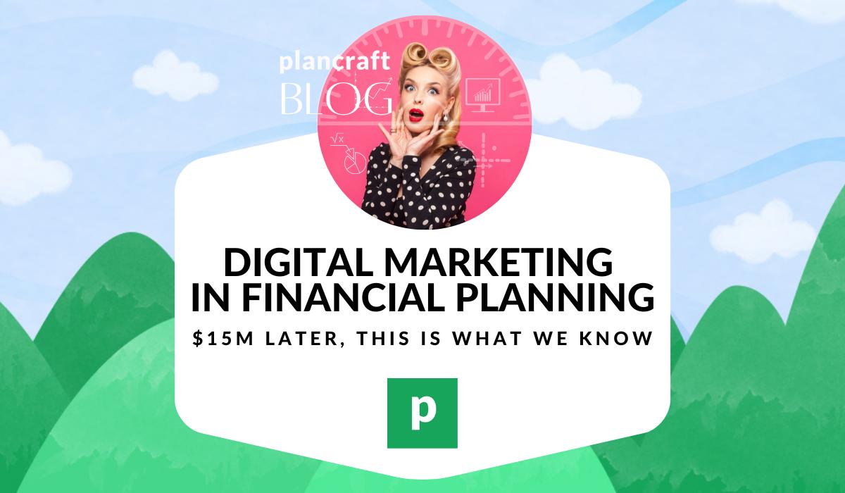 Digital marketing for financial advisors